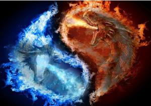 cœur de feu et de glace
