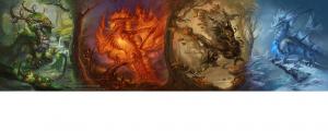 dragon elemental